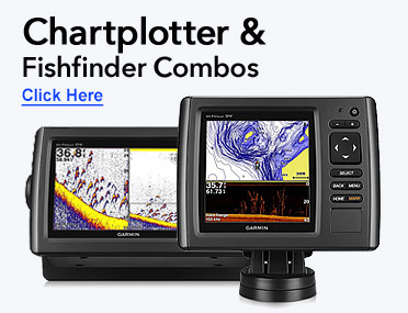 Chartplotter & Fishfinder Combos