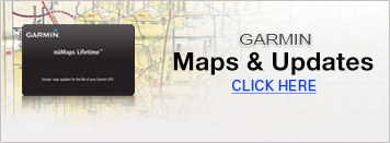 GPS Maps & Updates