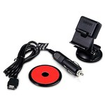 Garmin 010-10935-02 Suction Cup Mount With 12V Adapter 4788-5