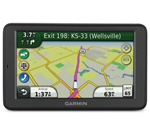 Garmin dezl 560LT Widescreen Bluetooth Portable Trucking GPS Navigator
