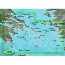 Greece Bluechart Maps garmin bluechart g2 heu450s athens and cyclades
