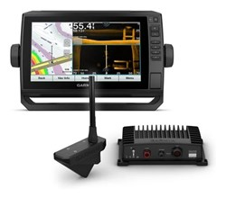 EchoMAP Series garmin echomap uhd 93sv with us lakevu g3 and panoptix livescope system