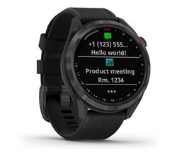 Golf GPS garmin approach s42