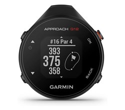 Golf GPS garmin approach g12 010 02555 00