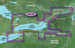 """""""Garmin Bluechart g2 vision VUS019R Lake Ontario to Montreal Brand New Includes One Year Warranty, Product # 010-C0720-00 (SD Card) Replaces: Product # 010-C0354-00 (microSD/SD Card) Product # 010-C0033-00 (Datacard) The Garmin Bluechart g2 Vision VUS019R navigation software contains information of Lake Ontario to Montreal with detailed coverage of Northern Lake Erien and Lake Ontario from Montreal to Buffalo including Long Point Bay, Welland Canal, Erie Canal, Niagara River and Lake Simcoe"""