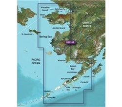 Garmin Alaska BlueChart Water Maps garmin 010 C0734 00
