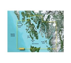 Garmin Alaska BlueChart Water Maps garmin 010 C0725 00