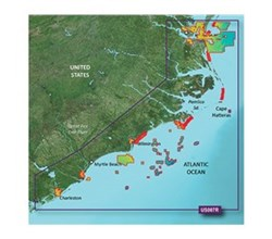 Garmin Northeast United States BlueChart Water Maps garmin 010 C0708 00
