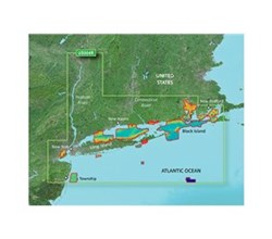Garmin Northeast United States BlueChart Water Maps garmin 010 C0705 00