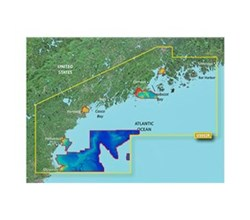Garmin Northeast United States BlueChart Water Maps garmin 010 C0703 00