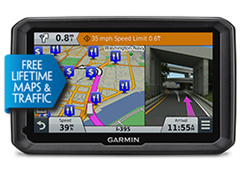 Garmin Trucking GPS Systems garmin dezl 770lmthd