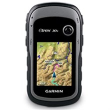 Hiking  garmin etrex30x
