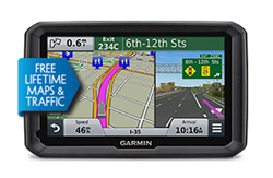 Garmin Trucking GPS Systems garmin dezl 570lmt