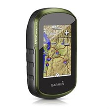 Hiking  etrex touch 35