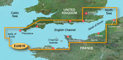 France Bluechart Maps garmin bluechart g2 heu001r english channel