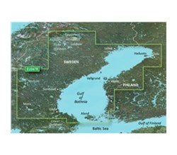 Gulf of Bothnia Bluechart Maps  garmin bluechart g3 hxeu047r gulf of bothnia kalix grisslehamn