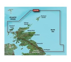 U.K. Bluechart Maps garmin bluechart g3 hxeu003r great britain northeast coast