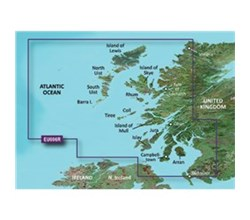 Scotland Bluechart Maps garmin bluechart g3 hxeu006r scotland west coast