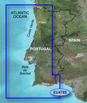 Garmin 010-c0823-10 Bluechart G2 - Heu479s - Portugal