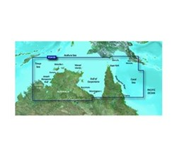 Garmin Australia BlueChart Water Maps garmin bluechart g2 hd hxpc412s admiralty gulf wa to cairns