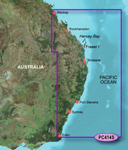 """""""Garmin Bluechart g2 - HPC414S, Mackay To Twofold Bay Brand New Includes One Year Warranty, Product # 010-C0872-20 (microSD/SD&trade Card) Product # 010-C0872-10 (Datacard) The Garmin Bluechart g2 HPC414S navigation software contains information from Mackay to Eden"""