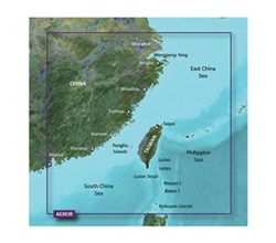 Garmin Asia BlueChart Water Maps garmin bluechart g2 hd hxae003r taiwan