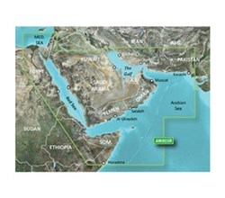Garmin Asia BlueChart Water Maps garmin bluechart g2 hd hxaw005r the gulf red sea