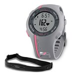 """Garmin Forerunner 110 Bundle (Women's Pink) Brand New Includes One Year Warranty, The Garmin Forerunner&reg 110 Bundle is the easiest way to track your training"