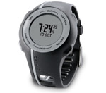 """""""Garmin Forerunner 110 (Unisex Black) Brand New Includes One Year Warranty, The Garmin Forerunner&reg 110 is the easiest way to track your training"""