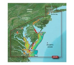 Garmin Northeast United States BlueChart Water Maps garmin 010 C1004 00