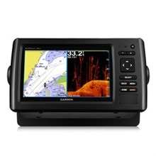 With Transducers garmin echomap chirp 74dv