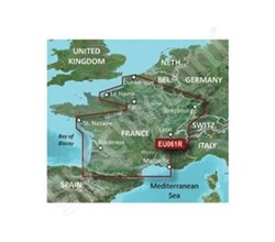 France Bluechart Maps garmin hxeu061r