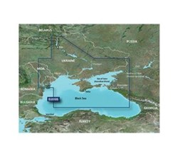 Greece Bluechart Maps garmin veu510s