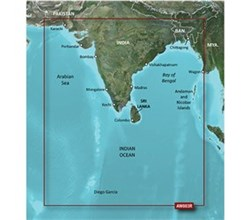 Garmin Asia BlueChart Water Maps garmin bluechart g2 hd hxaw003r indian subcontinent