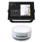 Garmin GPSMAP 7610xsv J1939 Radar Bundle GPSMAP 7610xsv J1939