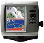 Garmin Gpsmap 540s W/ Sonar Combo (no Transducer) 010-00615-00