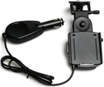 Garmin 010-10520-00 Vehicle Suct. Mount Kit For iQue 3841-5