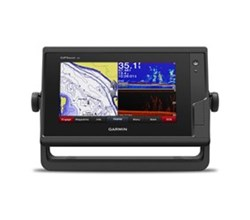 With Inland Charts garmin gpsmap 742xs