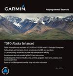 Garmin 010 C1057 00 Garmin TOPO Alaska Enhanced on MicroSD SD