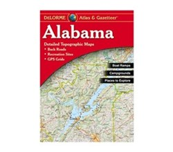 Garmin Software delorme atlas and gazetteer