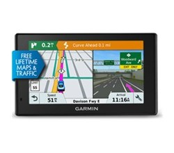 Garmin GPS with Lifetime Maps and Traffic Updates garmin drivesmart 51 na lmt s