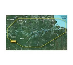 Garmin U.S. Inland Rivers BlueChart Water Maps garmin bluechart g2 hd hxsa009r amazon river