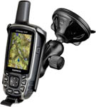 Garmin RAP-B-166-2-GA41U-Garmin GPSMAP 62 Series Composite Suction Cup 45575-5