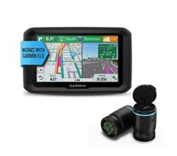 Garmin Trucking GPS Systems garmin dezl 580lmt s with elog compliant eld
