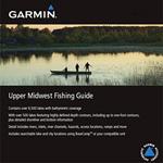 Garmin 010-c1072-00 Garmin Upper Midwest Fishing Guide - Microsd/sd