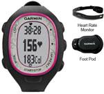 Garmin FR70 Womens Pink Watch with HRM
