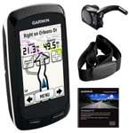 """Garmin Edge 800 Performance & Navigation Bundle  The Garmin Edge 800 Bundle is the first touchscreen GPS bike computer"