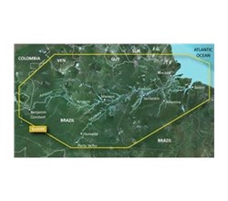 Garmin U.S. Inland Rivers BlueChart Water Maps garmin 010 C1066 00