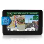 Garmin Nuvi3580LMT GPS w/ Lifetime Maps and Traffic Updates
