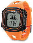Garmin Forerunner 10 Orange & Black GPS Running Watch